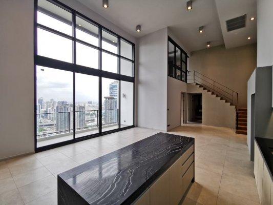 The Lofts Asoke, Duplex, Bangkok